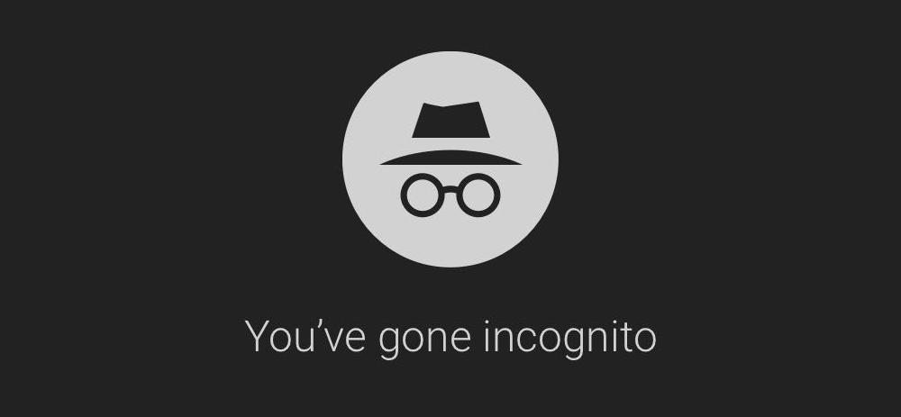 Inkognito-Modus aktivieren