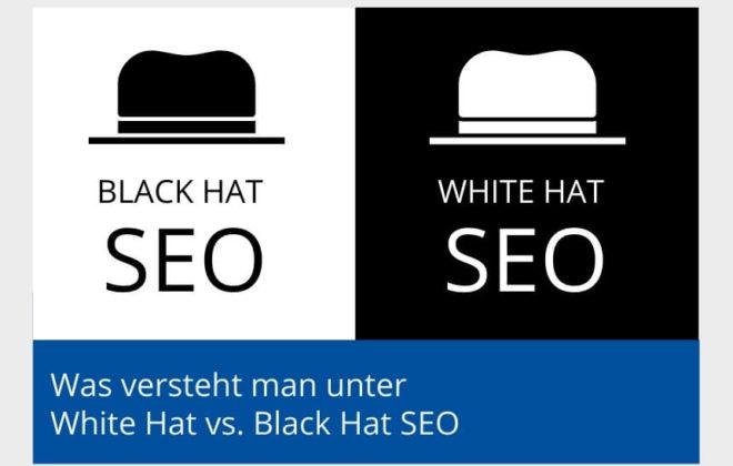 black hat und white hat seo